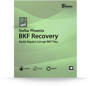 Stellar BKF recovery software