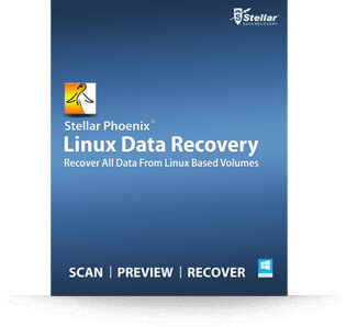 Stellar Linux Data Recovery