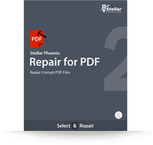 Stellar PDF Repair for Mac