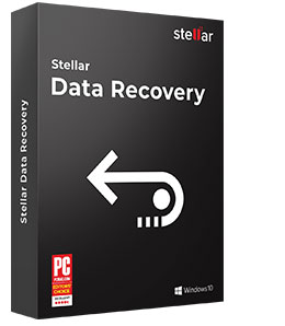 Stellar Windows Data Recovery Home